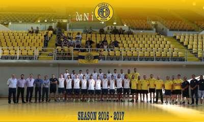 Danoi ΑΕΛ Futsal