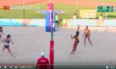 Beach Volley San Marino Cyprus AMKE