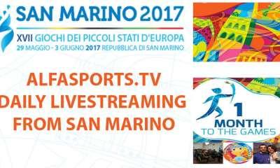San Marino 2017 @ Alfasports TV