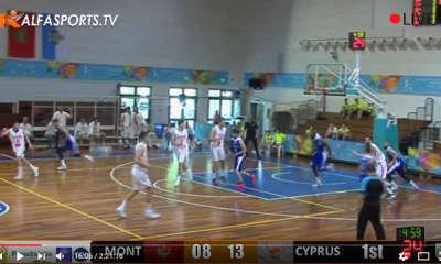 Cyprus basketball san marino